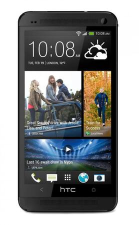 Смартфон HTC One One 64Gb Black - Казань